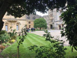Oxford Erasmus DUT GMP stage international