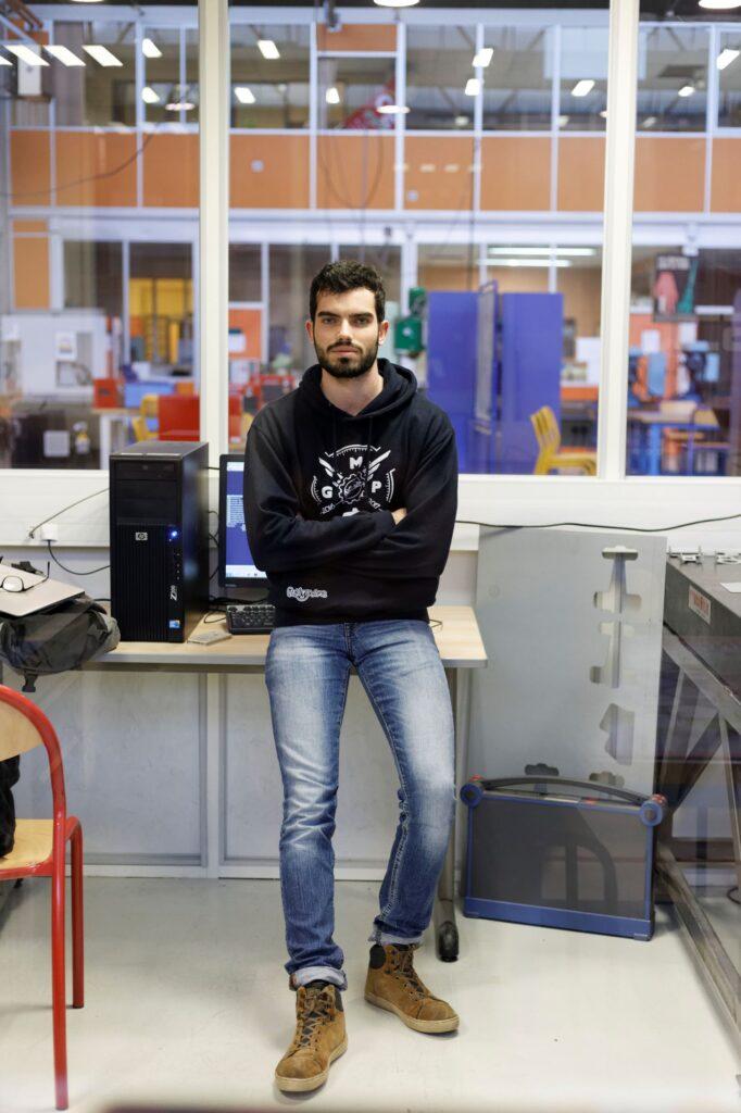 étudiant DUT GMP choisir le génie méca formation scientifique et technique théorie et pratique