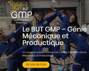 Site BUT GMP - filles