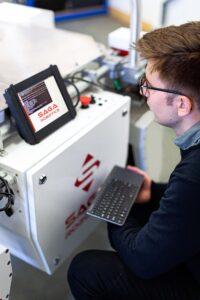 DUT GMP robots robotique programmation pilote